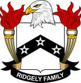American Coat of Arms for Ridgely