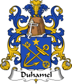 Coat of Arms from France for Duhamel