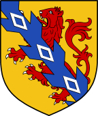 Coat of Arms from France for Spence II