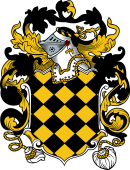 English or Welsh Coat of Arms for Bland
