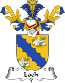 Coat of Arms from Scotland for Loch