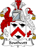 English Coat of Arms for Southcott