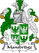 English Coat of Arms for Mansbridge