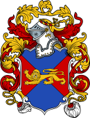 English or Welsh Coat of Arms for Young