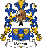 Coat of Arms from France for Bardot