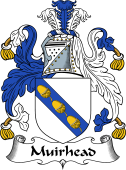Scottish Coat of Arms for Muirhead