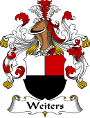 German Wappen Coat of Arms for Weiters