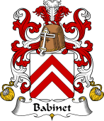 Coat of Arms from France for Babinet