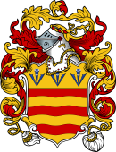 English or Welsh Coat of Arms for Blackford (London and Dorchester)
