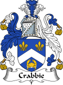 Scottish Coat of Arms for Crab or Crabbie