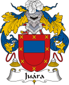 Spanish Coat of Arms for Juára