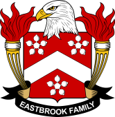 American Coat of Arms for Eastbrook