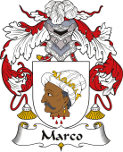 Spanish Coat of Arms for Marcó