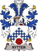 Danish Coat of Arms for Rytter