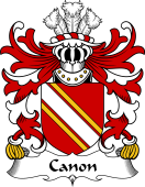 Welsh Coat of Arms for Canon (of Haverfordwest)