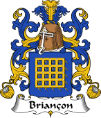 Coat of Arms from France for Briançon