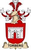 Republic of Austria Coat of Arms for Torberg