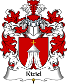 Polish Coat of Arms for Kiziel