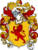 English or Welsh Coat of Arms for Blythe (Lincolnshire)