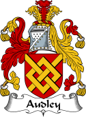 English Coat of Arms for Audley