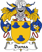 Spanish Coat of Arms for Dansa
