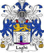 Italian Coat of Arms for Laghi
