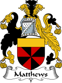 Scottish Coat of Arms for Matthews
